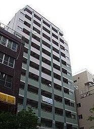 東京都新宿区新宿2丁目の賃貸マンションの外観