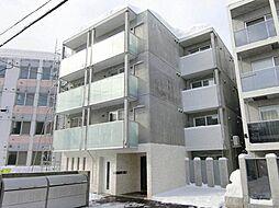 クリビア二十四軒[4階]の外観