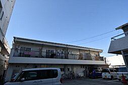 城ノ内コーポ[201号室]の外観