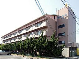 ユニオンハイツ松江[4階]の外観