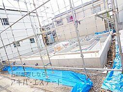 ルミエール・リッシュ松江[301号室]の外観