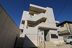 ROOMs六甲[2階]の外観