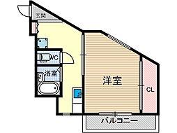 アンフィニ庄3[3階]の間取り