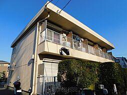 ドエルARAI[2階]の外観