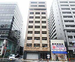 京都府京都市下京区万寿寺町の賃貸マンションの外観