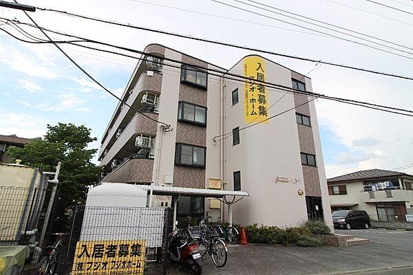 グランテールN 3階の賃貸【山梨県 / 甲府市】