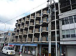 京都府京都市左京区新生洲町の賃貸マンションの外観