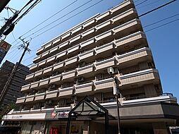 コンチェルトマンション[3階]の外観