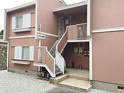 奈良県生駒郡三郷町勢野東6丁目の賃貸アパートの外観