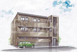 京都府京都市上京区相生町の賃貸マンションの外観