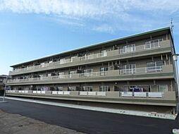群馬県前橋市下石倉町の賃貸アパートの外観