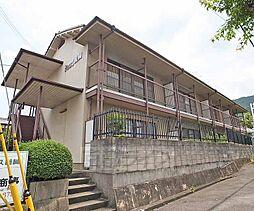 京都府京都市伏見区醍醐槇ノ内町の賃貸アパートの外観