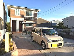 愛知県清須市朝日弥生の賃貸アパートの外観