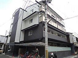 ベルク五条高倉[201号室号室]の外観