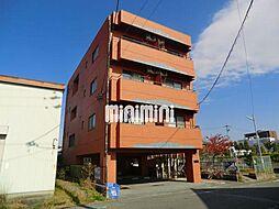 サニーサイド志水[3階]の外観