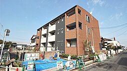 大阪府堺市西区浜寺元町3丁の賃貸アパートの外観