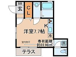 石田駅 4.9万円