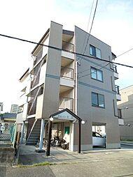 愛知県名古屋市昭和区石仏町2丁目の賃貸アパートの外観