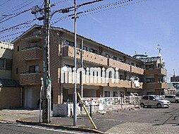 サングリーン上ノ宮[2階]の外観