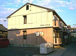 アポロハイツIV[2階]の外観