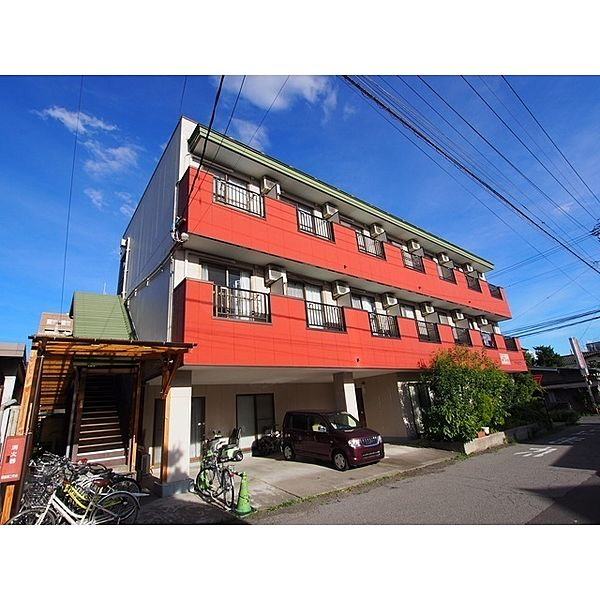 ラ・セゾン 2階の賃貸【長野県 / 松本市】