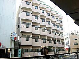 大阪府泉大津市助松町1丁目の賃貸マンションの外観