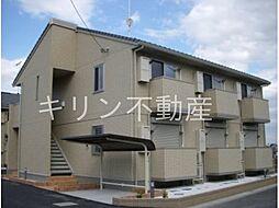 メルベーユC本庄市早稲田の杜[2階]の外観