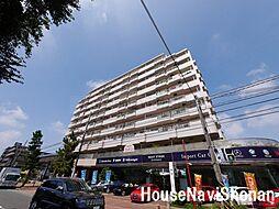 サンプラザ湘南[8階]の外観