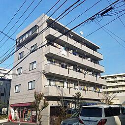 千葉県松戸市竹ケ花の賃貸マンションの外観