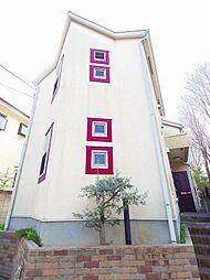 東京都西東京市南町3丁目の賃貸アパートの外観