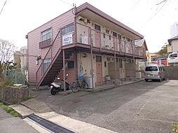 コーポヤワタ[101号室]の外観