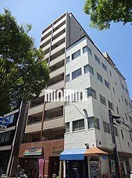 京都府京都市中京区御池通室町西入西横町の賃貸マンションの外観
