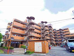 ライオンズマンションひばりヶ丘第2[1階]の外観