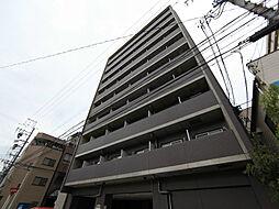 愛知県名古屋市中区松原2丁目の賃貸マンションの外観