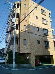 神奈川県相模原市南区東林間2丁目の賃貸マンションの外観