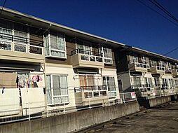 千葉県木更津市桜町2丁目の賃貸アパートの外観