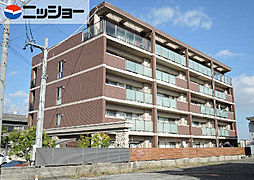 リバーズマンション築捨III[2階]の外観