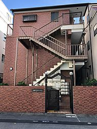 三田YOマンション[1階]の外観