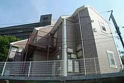 神奈川県横浜市神奈川区沢渡の賃貸アパートの外観