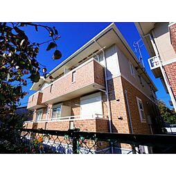 静岡県静岡市駿河区有東1丁目の賃貸アパートの外観
