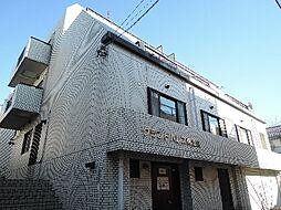 東京都世田谷区北沢3丁目の賃貸マンションの外観