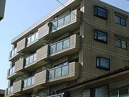 東京都練馬区豊玉南の賃貸マンションの外観