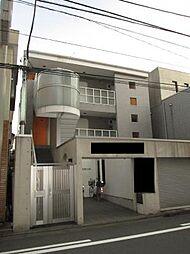 神奈川県川崎市高津区千年新町の賃貸マンションの外観