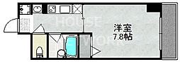 WILL21烏丸御池[1002号室号室]の間取り