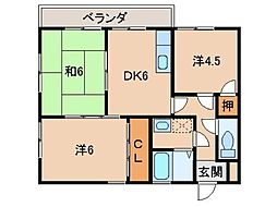 加茂郷駅 4.0万円