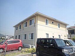 広島県福山市千田町2丁目の賃貸アパートの外観