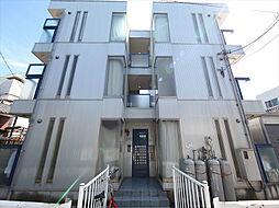 愛知県名古屋市緑区鳴海町字三皿の賃貸アパートの外観
