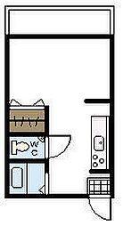utsuwa[22号室]の間取り