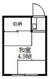 千駄木駅 3.8万円