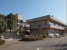 つくば市立高山中学校(1100m)